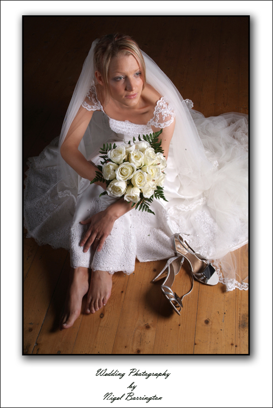 Wedding Photography by nigel Borrington